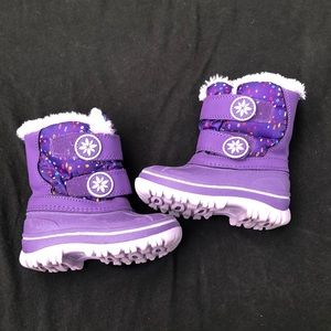 Toddler Cat and Jack Snow Boots
